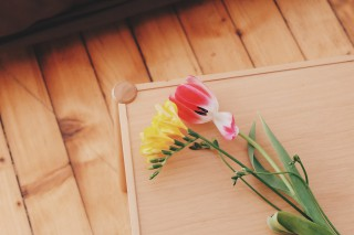 母の日、定番だけどやっぱり素敵。お花を贈ろう。