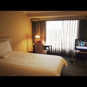 ホテルニューオータニ大阪ツインルーム